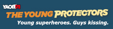 The Young Protectors HALF BANNER 234x60