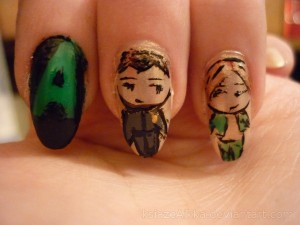 Artifice Nails by Aikka