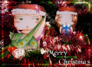 Merry Artifice Christmas by Aikka