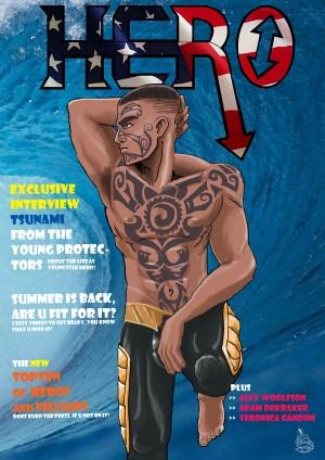 HERO the tsunami cover by black lepus