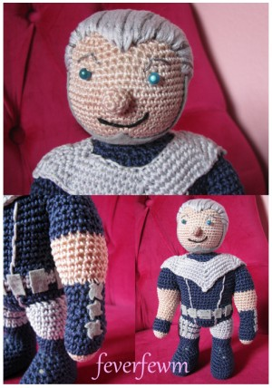 The Annihilator Amigurumi by Feverfew