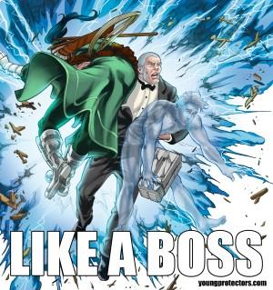 Like A Boss by Alex Woolfson