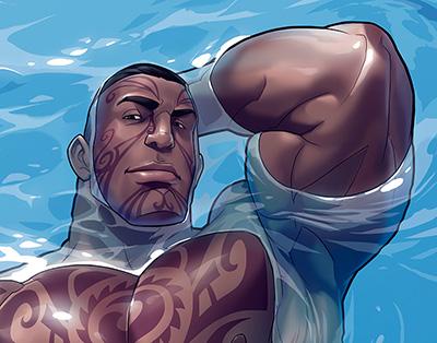 AMW_Comics_TYP-ETE-PATREON-Tsunami_Silverjow_PinUp_PREVIEW_400